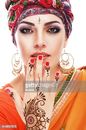woman arabian : Stock Photo