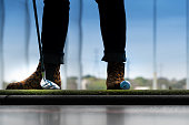 Driving Range - Golfing in Boots