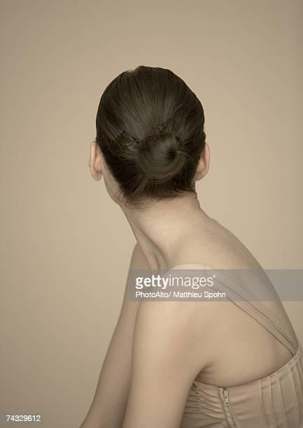 Woman, back of head