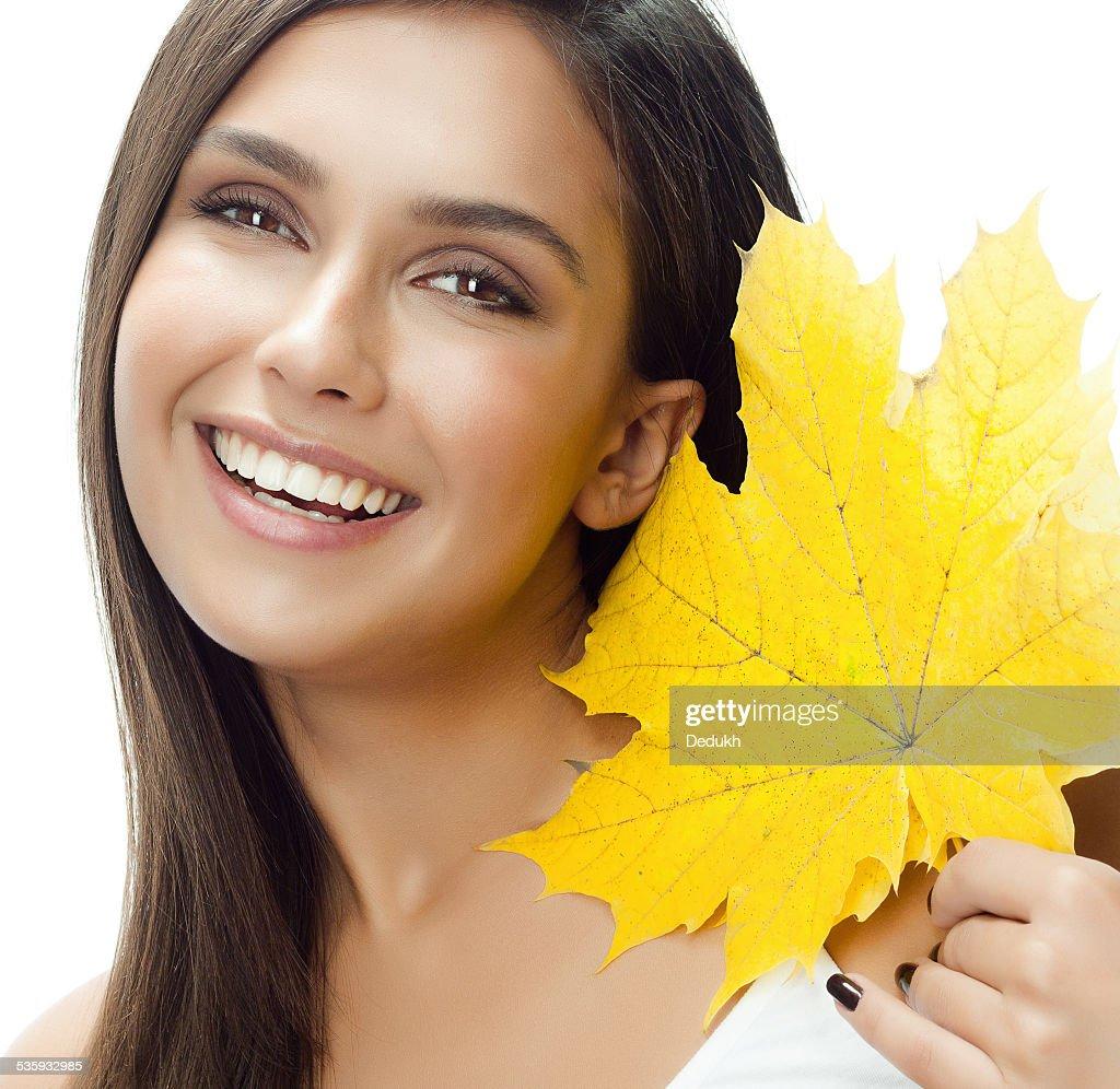 woman beauty : Stock Photo