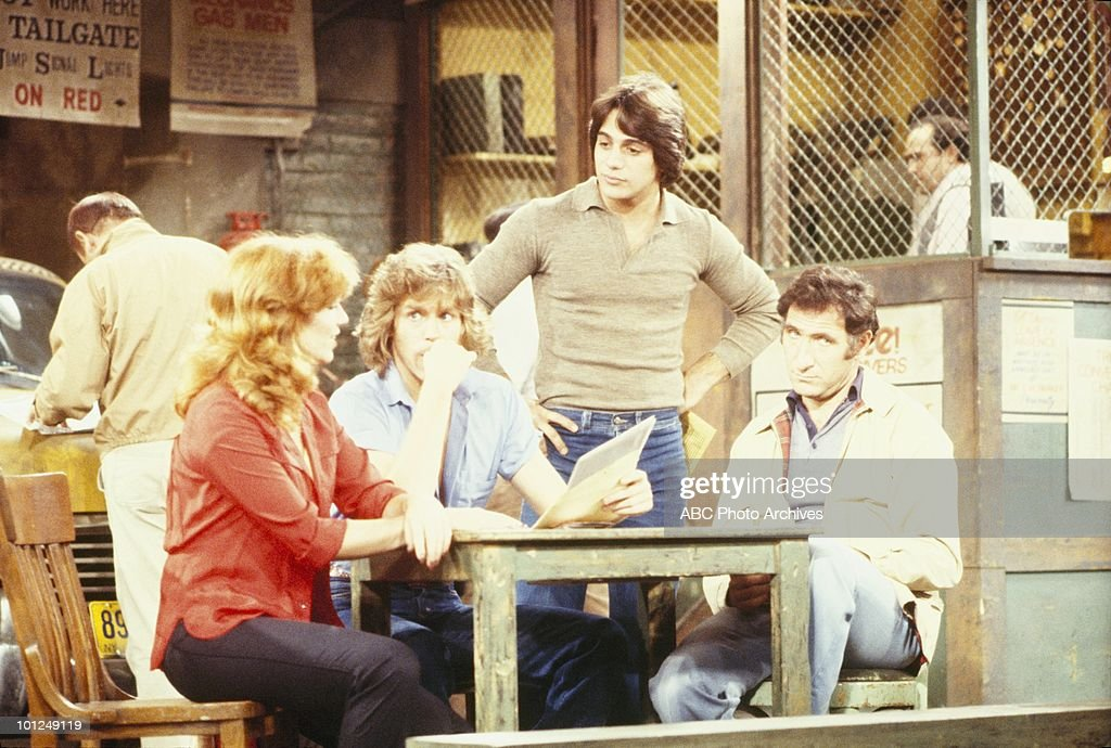 TAXI - 'A Woman Between Friends' - Airdate October 30, 1979. (Photo by ABC Photo Archives/ABC via Getty Images) MARILU