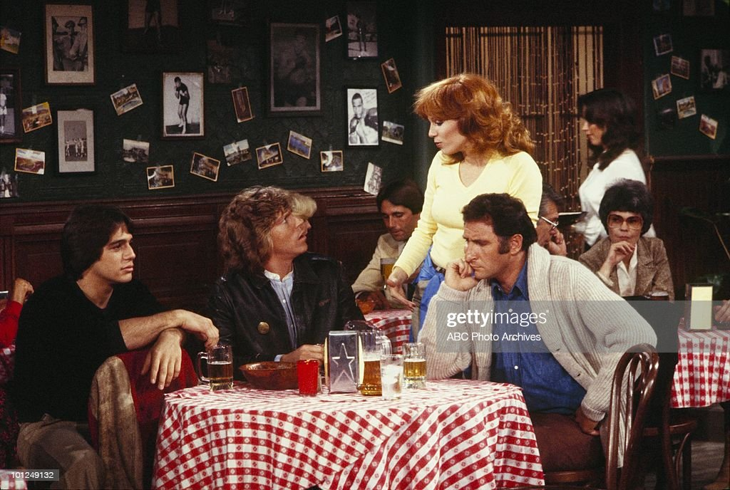 TAXI - 'A Woman Between Friends' - Airdate October 30, 1979. (Photo by ABC Photo Archives/ABC via Getty Images) TONY