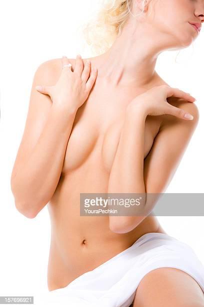 Woman body beauty