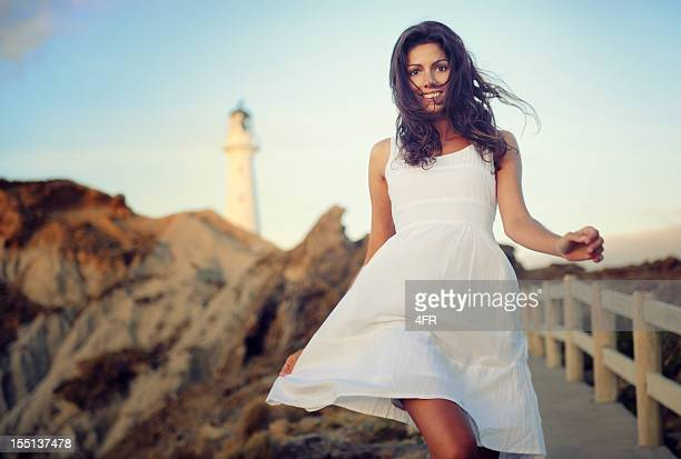 Woman by the Lighthouse (XXXL)