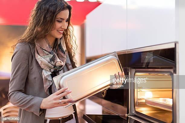 Frau Wahl Ofen