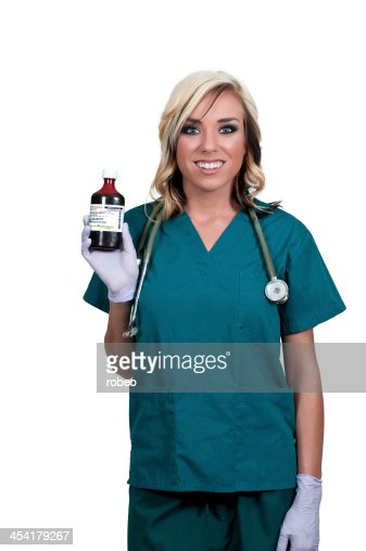 Woman Doctor : Stock Photo