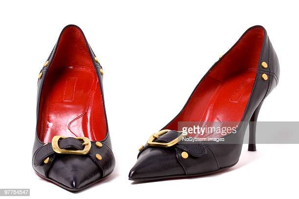 Woman elegant shoes