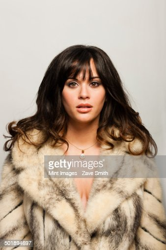 Fur Coat Stock Photos and Pictures | Getty Images