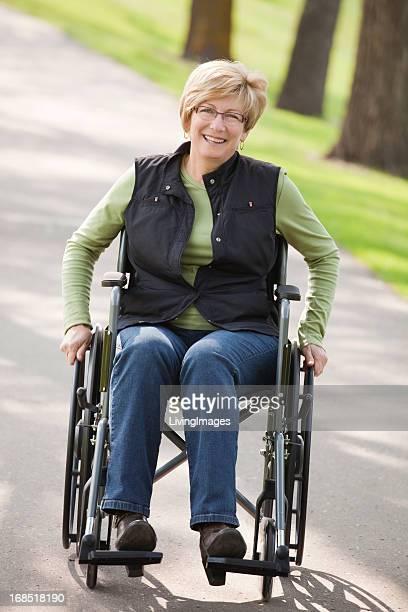 Paraplegic women wheelchairs Likely... The