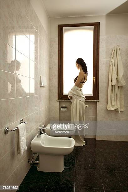 Female Urinal Stock Photos And Pictures Getty Images