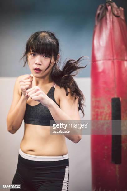 Woman in Combat