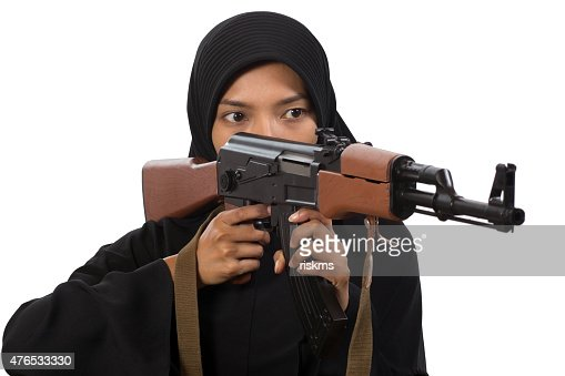 """rifle muslim girl personals The phenomenon of white women who only  he was a black muslim who had no trouble  the girl at the end of the bar paying for her and her """"boy."""