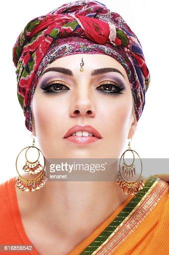 woman indian : Stock Photo