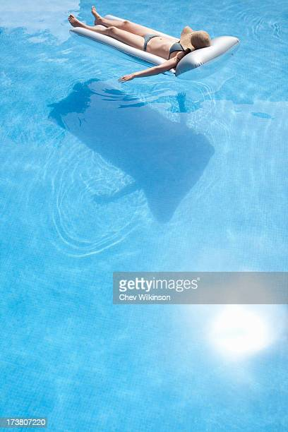 Bikini Floating Water Stock Photos And Pictures Getty Images