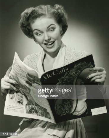 Image result for surprised woman reading