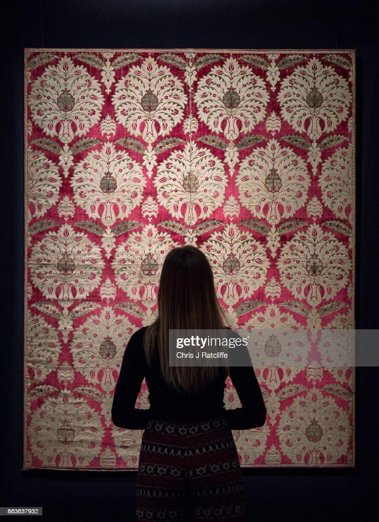 Sotheby's India & Islamic Exhibition Press Call