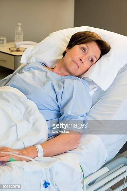 Nurse visits patient wearing crotchless panties 1