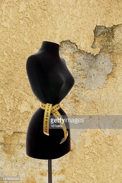 Frau Schaufensterpuppe Oberkörper