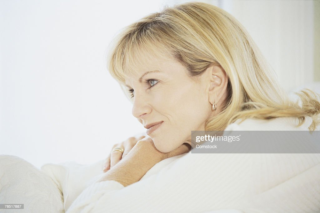 Woman : Stock Photo