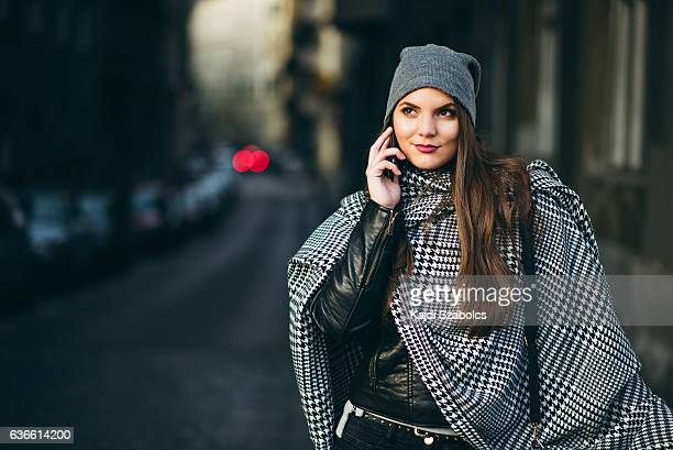 woman portrait in budapest