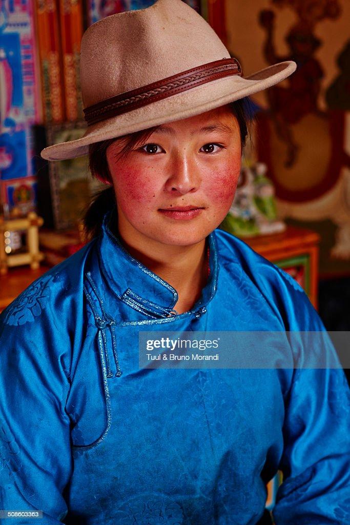 Woman portrait : Foto de stock