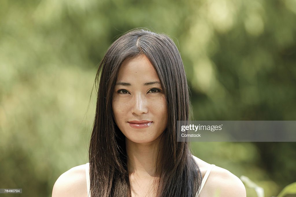 Woman , portrait : Stock Photo