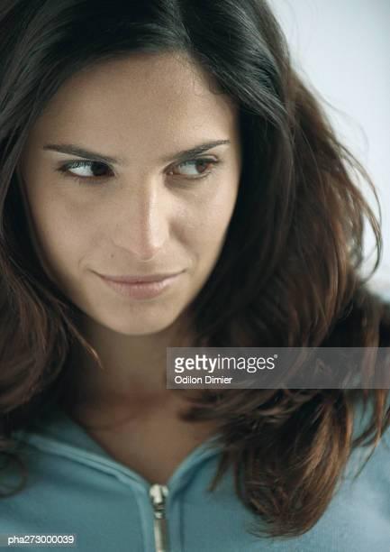 Woman, portrait