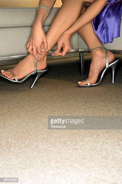 High Heels Sandals Porno