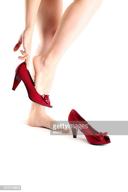 Long Legs High Heels Stock Photos and Pictures | Getty Images