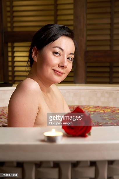 Thai Naked Stock Photos And Pictures Getty Images