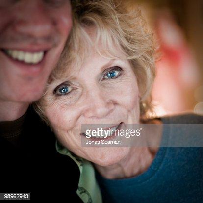 Woman Smiling. : Stock Photo