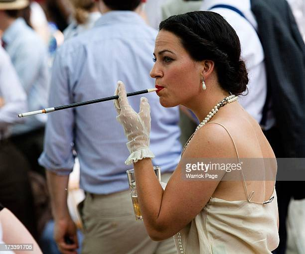 Cigarette Holder Stock Photos And Pictures Getty Images