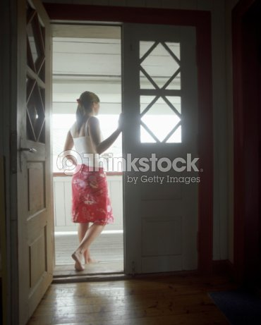 Front Door Stock Photos and Illustrations - Royalty-Free Images ...