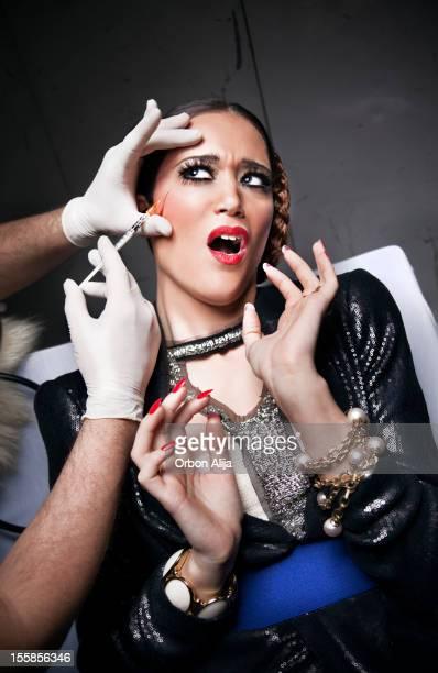 Woman surgery