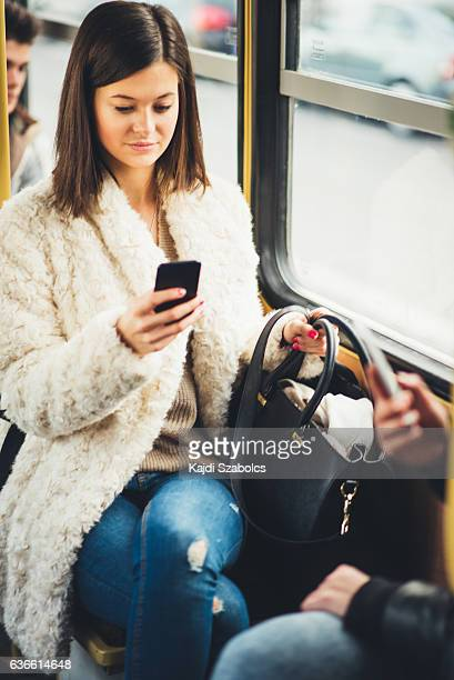 woman travelling with electrical