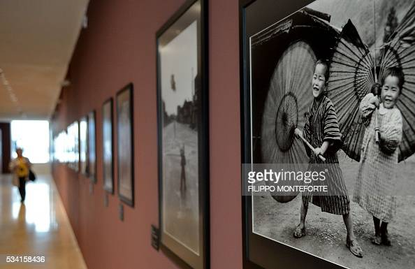 Museo dell 39 ara pacis stock photos and pictures getty images for Domon ken museum