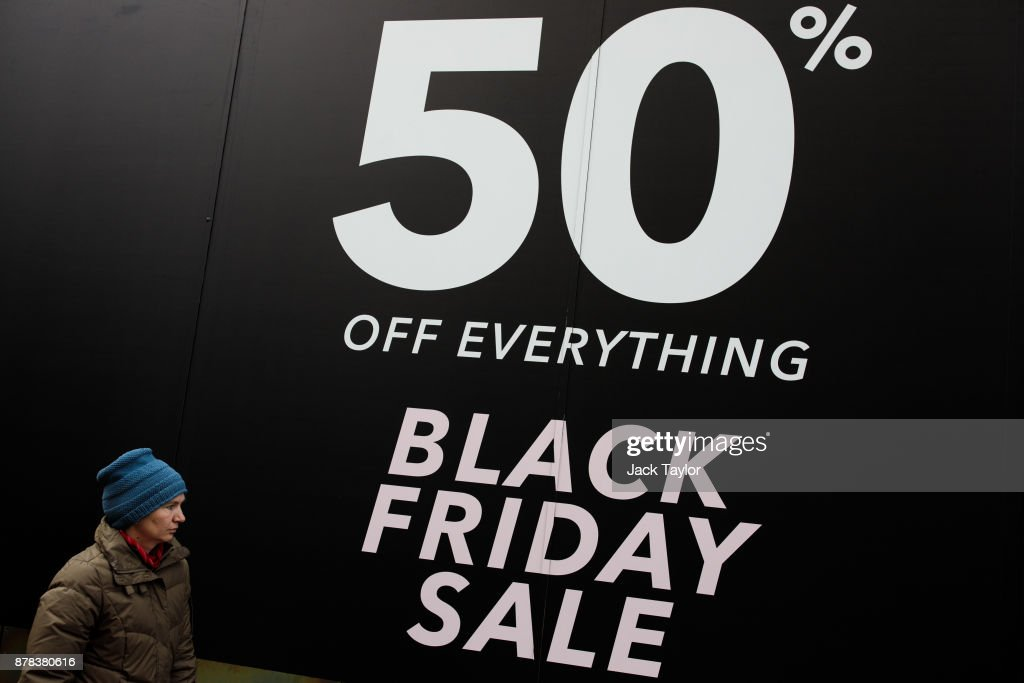 Black Friday Fever Gets Underway Around The World