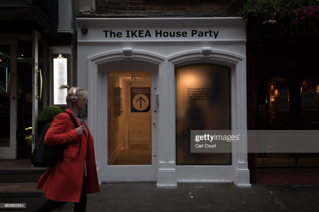 Inside The Ikea House Party