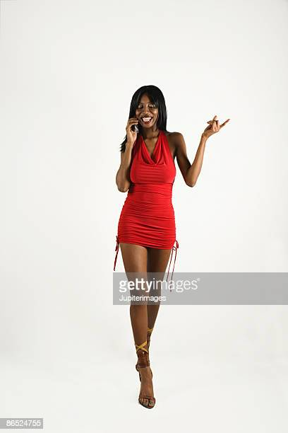 Black Women In Mini Skirts Stock Photos and Pictures | Getty Images