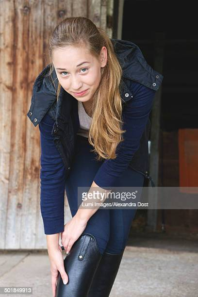 Riding Boot Stock Photos and Pictures | Getty Images