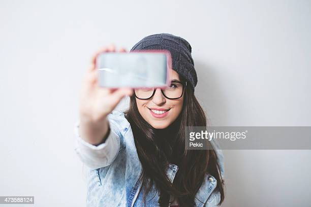 Laissez-moi prendre un selfie