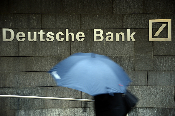 Deutsche Bank Announces 2012 Financial Results : News Photo