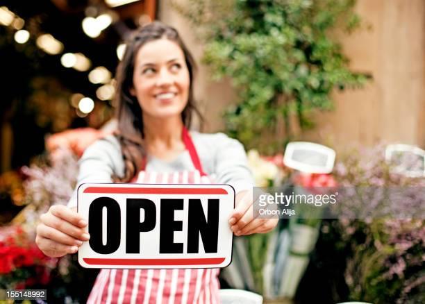 Frau Arbeiten im Werk shop