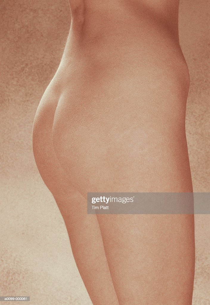 Woman's Buttocks : Stock Photo