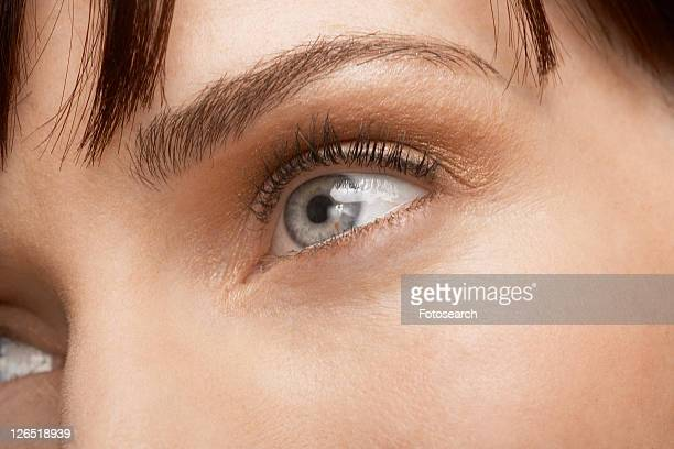 Woman's eye (close-up)