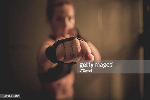 Woman's Fist