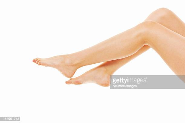 Woman's Legs - Isolated