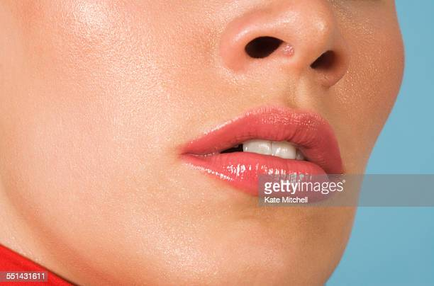Womans Lips