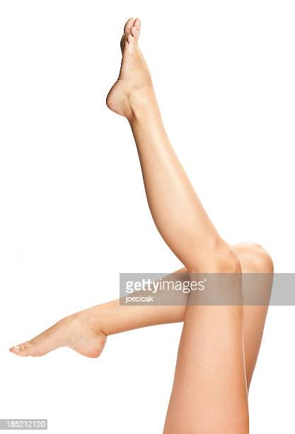 Woman's Shapely Legs