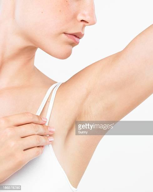 Woman's Underarm Armpit Ala